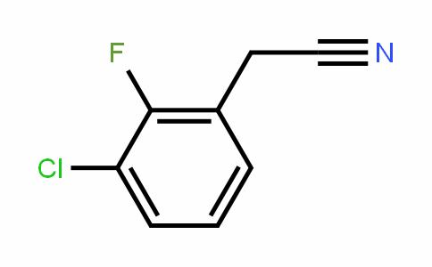 3-Chloro-2-fluorophenylacetonitrile