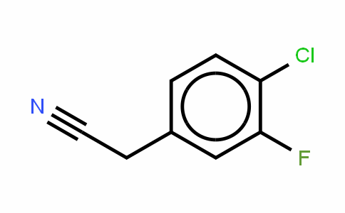4-氯-3-氟苯乙腈