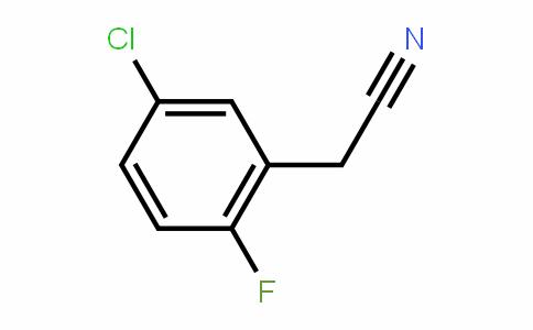 2-氟-5-氯苯乙腈