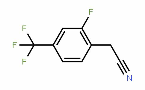 2-氟-4-三氟甲基苯乙腈