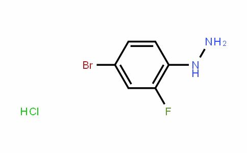 4-Bromo-2-fluorophenylhydrazine hydrochloride