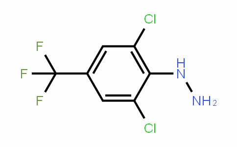 2,6-Dichloro-4-(trifluoromethyl)phenylhydrazine