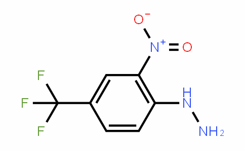 2-Nitro-4-(trifluoromethyl)phenylhydrazine
