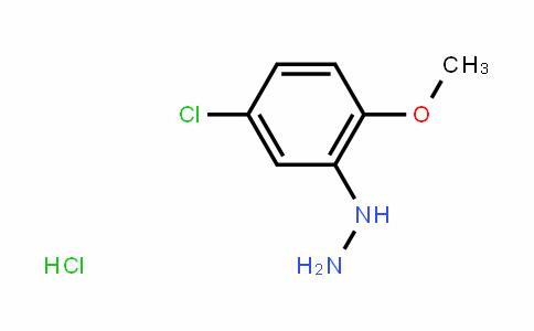 5-Chloro-2-methoxyphenylhydrazine hydrochloride