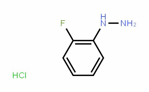 2-Fluorophenylhydrazine hydrochloride