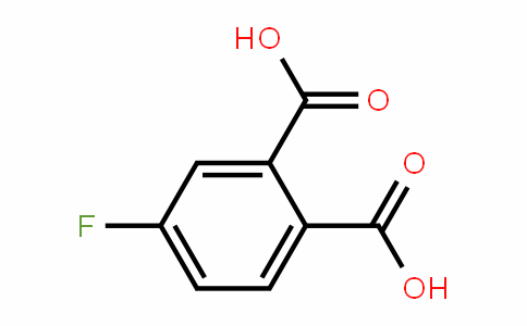 4-Fluorophthalic acid