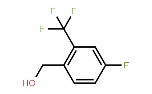 4-氟-2-(三氟甲基)苯甲醇