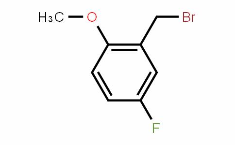 2-Methyloxy-5-fluorobenzyl bromide