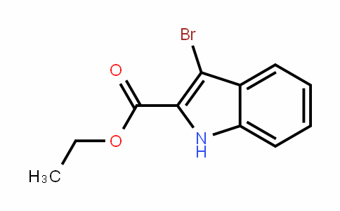 3-Bromoindole-2-carboxylic acid ethyl ester