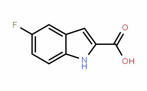 5-氟吲哚-2-甲酸