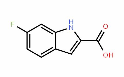 6-Fluoroindole-2-carboxylic acid