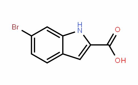 6-溴吲哚-2-羧酸