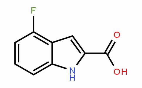 4-Fluoroindole-2-carboxylic acid