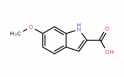6-Methoxyindole-2-carboxylic acid