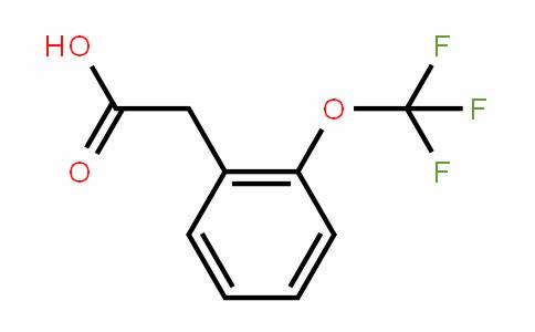 2-(Trifluoromethoxy)phenylacetic acid