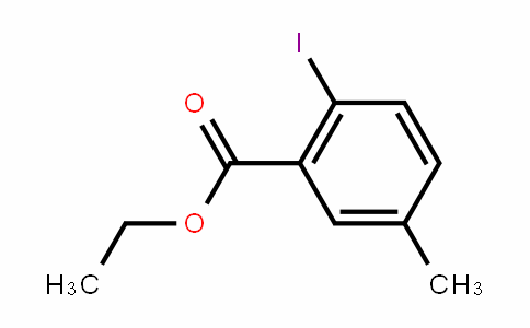 Ethyl 2-iodo-5-methylbenzoate