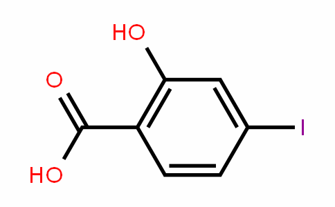 2-Hydroxy-4-iodobenzoic acid