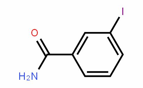 间碘苯甲酰胺