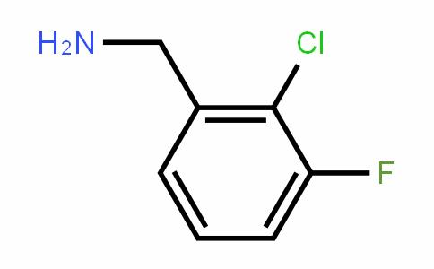 2-Chloro-3-fluorobenzyl amine