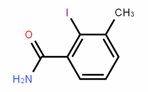 2-Iodo-3-methylbenzamide