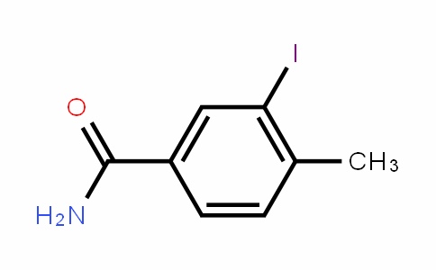 3-Iodo-4-methylbenzamide