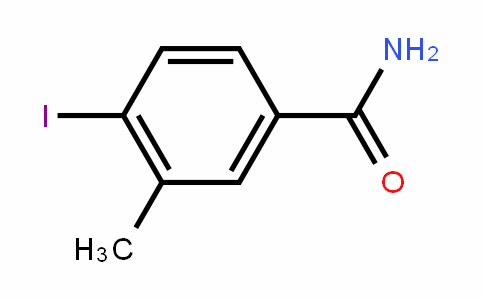4-Iodo-3-methylbenzamide