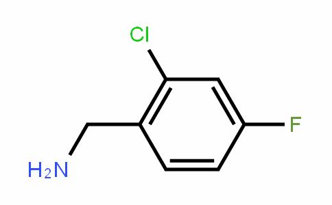 2-氯-4-氟苄胺