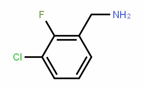 3-Chloro-2-fluorobenzylamine