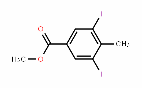 Methyl 3,5-diiodo-4-methylbenzoate