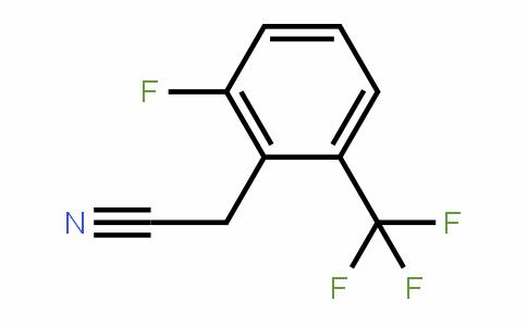 2-氟-6-(三氟甲基)苯乙腈
