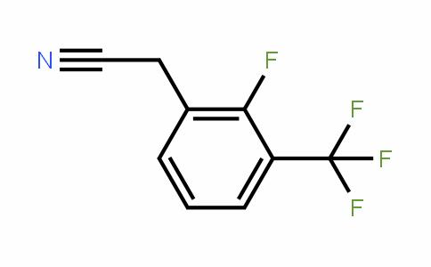 2-Fluoro-3-trifluoromethylbenzyl cyanide