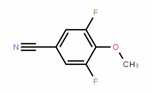 3,5-二氟-4-甲氧基苯甲氰