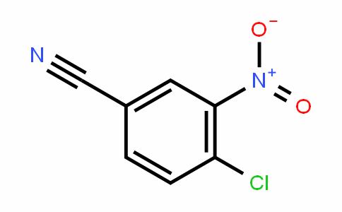 3-nitro-4-chlorobenzonitrile