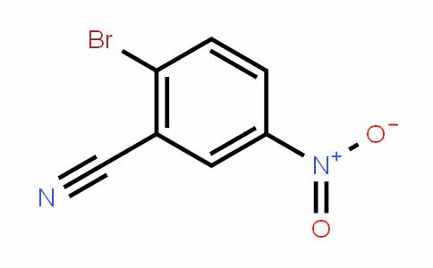 2-bromo-5-nitrobenzonitrile