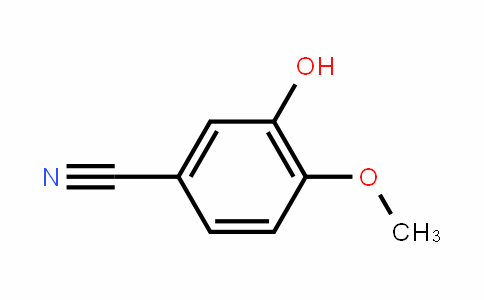 3-Hydroxy-4-methoxybenzonitrile