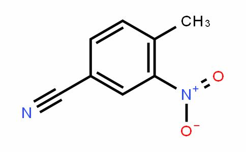 4-Methyl-3-nitrobenzonitrile