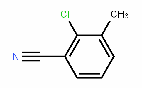 2-Chloro-3-methylbenzonitrile