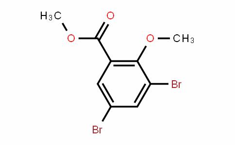 Methyl 3,5-dibromo-2-methoxybenzoate