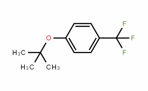 4-(trifluoromethyl)phenyl tert-butyl ether