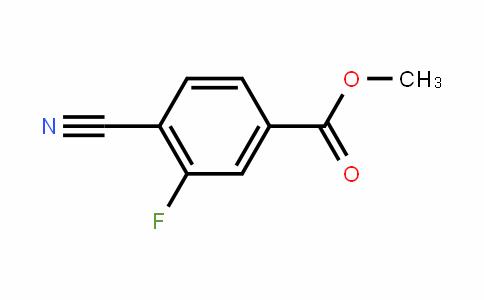4-氰基-3-氟苯甲酸甲酯