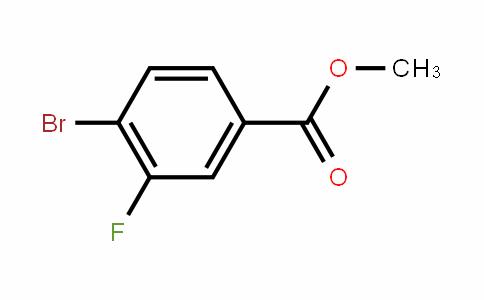 4-溴-3-氟苯甲酸甲酯