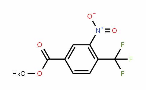 3-硝基-4-三氟甲基苯甲酸甲酯