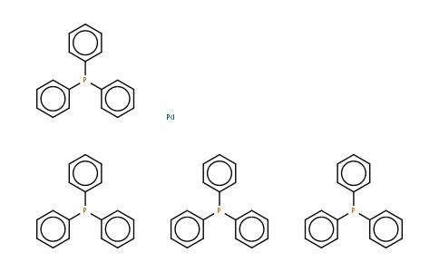 Tetrakis(triphenylphosphine)palladium (0)