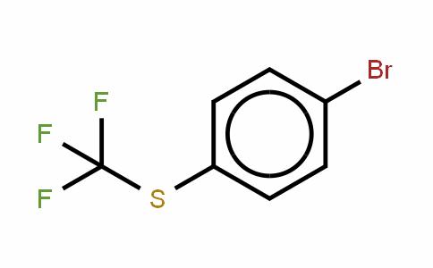 4-(Trifluoromethylthio)bromobenzene