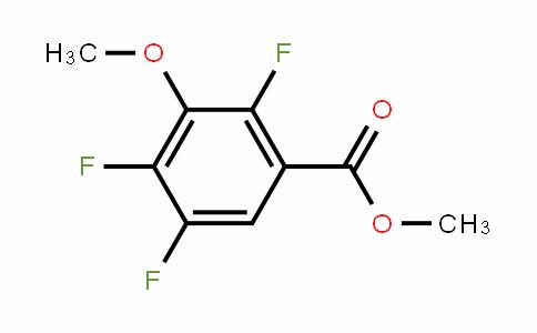 Methyl 3-methoxy-2,4,5-trifluorobenzoate
