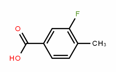 3-Fluoro-4-methylbenzoic acid