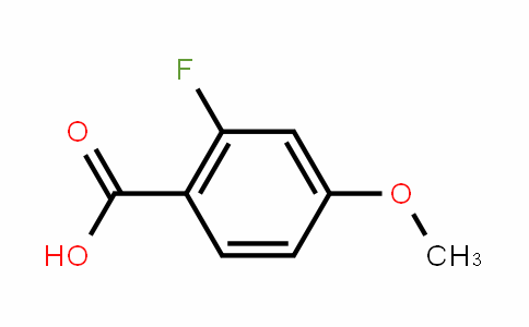 2-氟-4-甲氧基苯甲酸