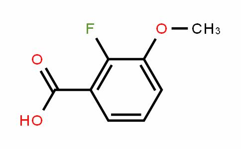 2-Fluoro-3-methoxybenzoic acid