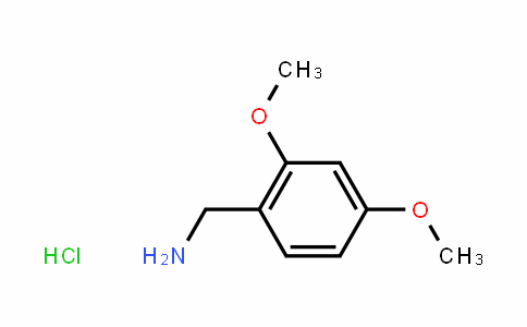 2,4-Dimethoxybenzylamine hydrochloride