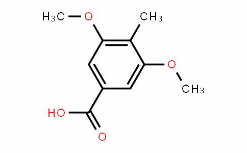 3,5-二甲氧基-4-甲基苯甲酸